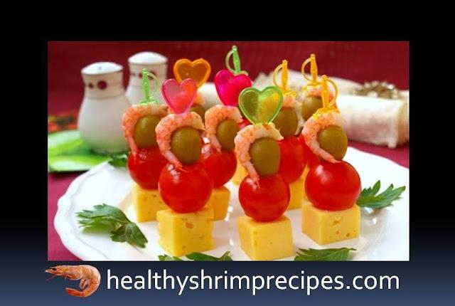 Shrimp Canapés recipe
