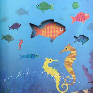 """""""Meer - Die Welt unter den Wellen"""" von Britta Teckentrup"""
