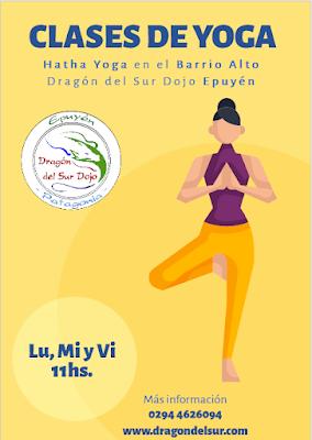 Yoga Barrio Alto Epuyén - Hatha Yoga