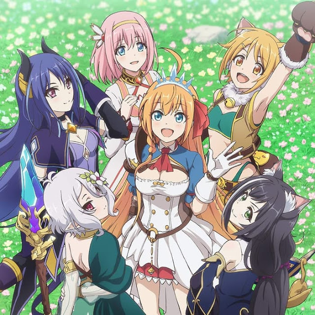Princess Connect! Re:Dive (Episode 01 - 13) Batch Subtitle Indonesia
