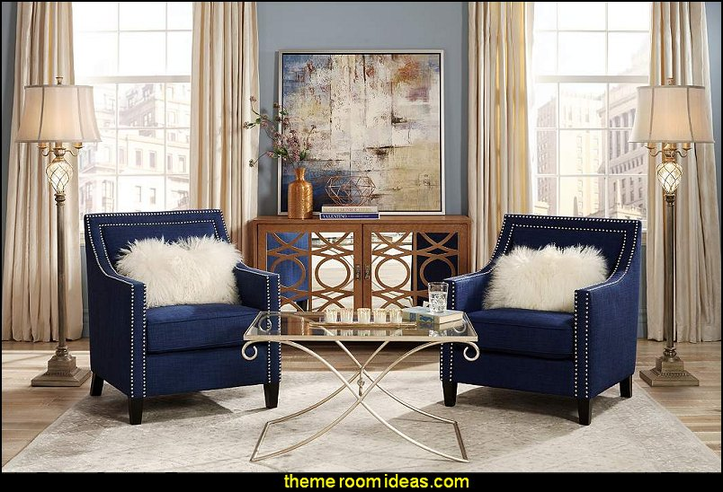 white fuzzy chair yaheetech fishing decorating theme bedrooms - maries manor: hollywood glam living rooms old style ...