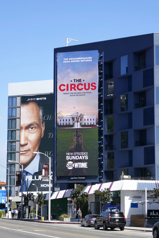 Circus season 4 billboard