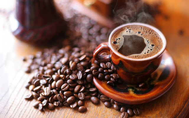 ब्लैक कॉफी पीने के फायदे.....