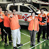 Rescue 5, TV5's Acclaimed Emergency Response Unit Gets A New Ambulance From Foton Philippines So They Can Help More People