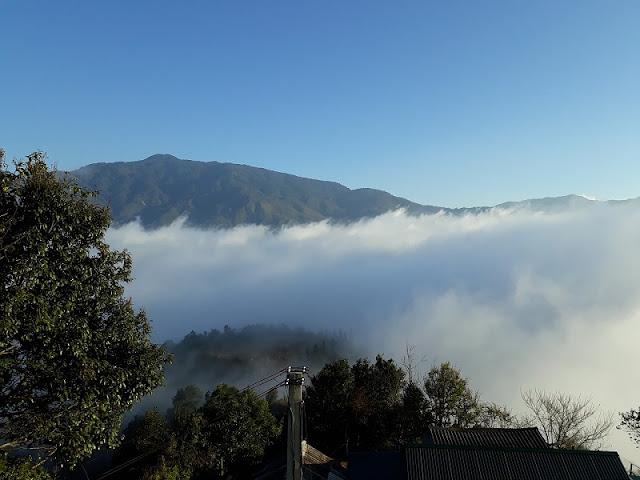 Cloud hunting in Ta Xua: a truly unique adventure