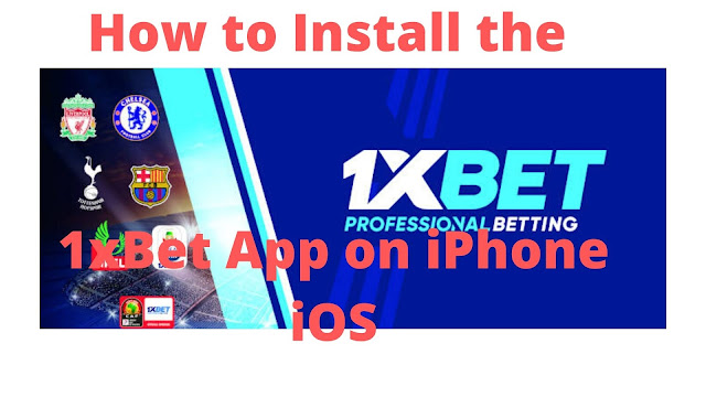How to Install the 1xBet App on iPhone iOS / iPad
