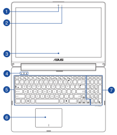 ASUS Transformer Book Flip TP550LA Manual PDF Download (English)