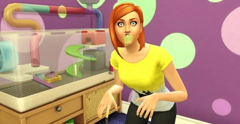 How to cure and avoid Rabies Fever in The Sims 4: My First Pet