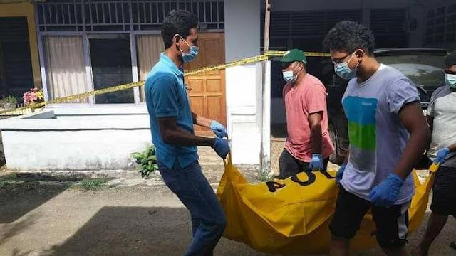 Polisi Olah TKP Temuan Mayat di Kelurahan Tanjung Ria Jayapura