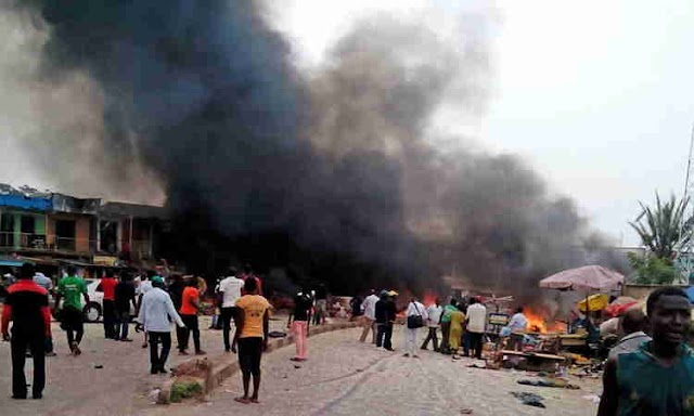 'Suicide bombers planning to strike during Yuletide' — DSS
