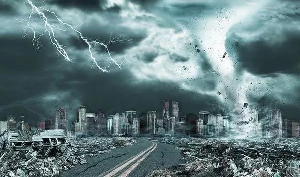 Cảnh báo: 'Siêu bão hoàn hảo' sẽ quét sạch loài người và kết thúc thế giới