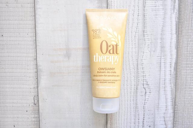 owsiany balsam do ciała soraya oat therapy