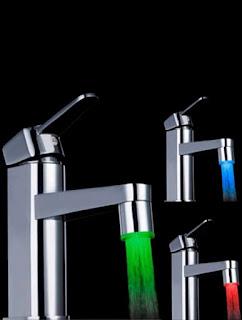 Magic Light Water Faucet Tap, faucet tap, tap for home, water tap