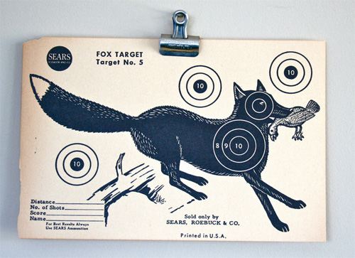 Target Fox: Your days are numbered!