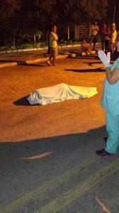 Colisão entre carro e moto deixa vítima fatal no Cariri paraibano