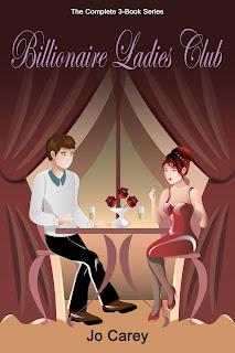 Billionaire Ladies Club: The Complete Series Cover Image