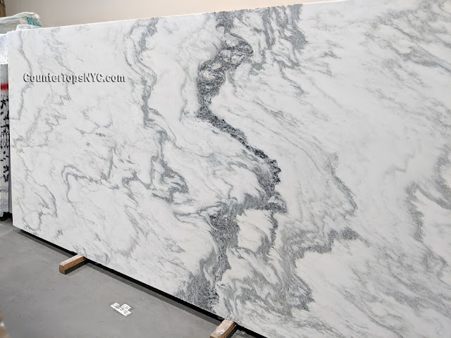 Arabescato Danby Marble Slab Honed 5CM NYC