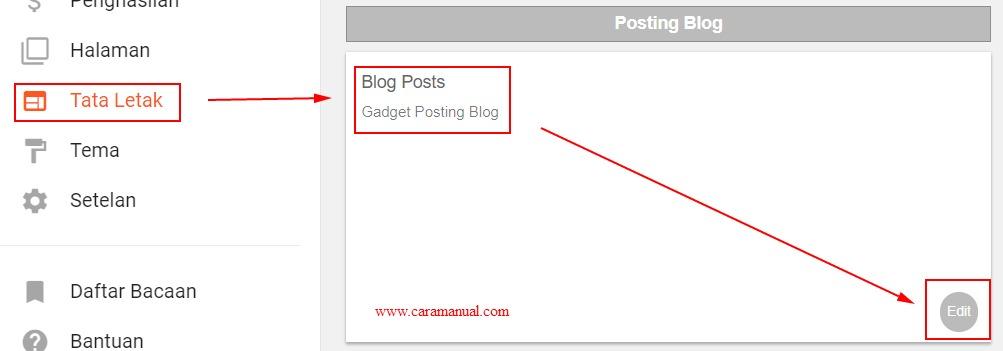 Gadget Blog Posting