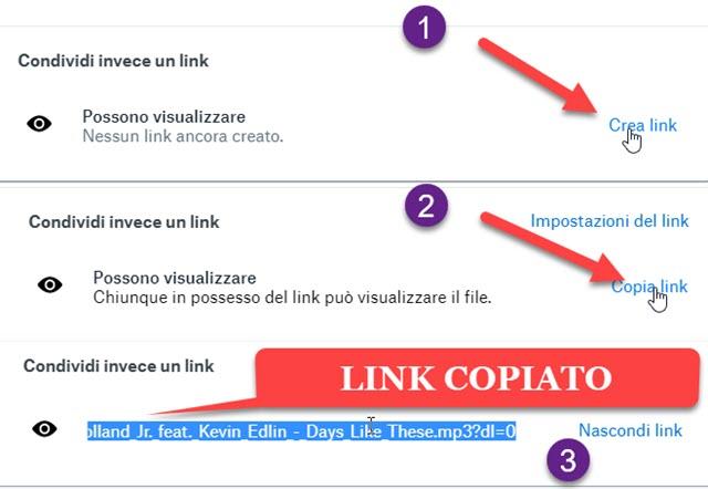 copiare-link-dropbox