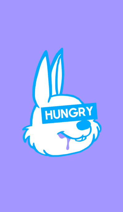 HUNGRY RABBIT style 18