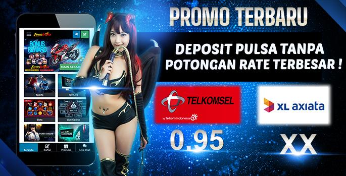 Situs Judi Online Deposit Pulsa Terpercaya Di Indonesia