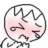 웹툰 캐릭터 표정
