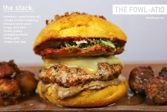 Porno Burger – As apetitosas e criativas receitas de Matthew Ramsey