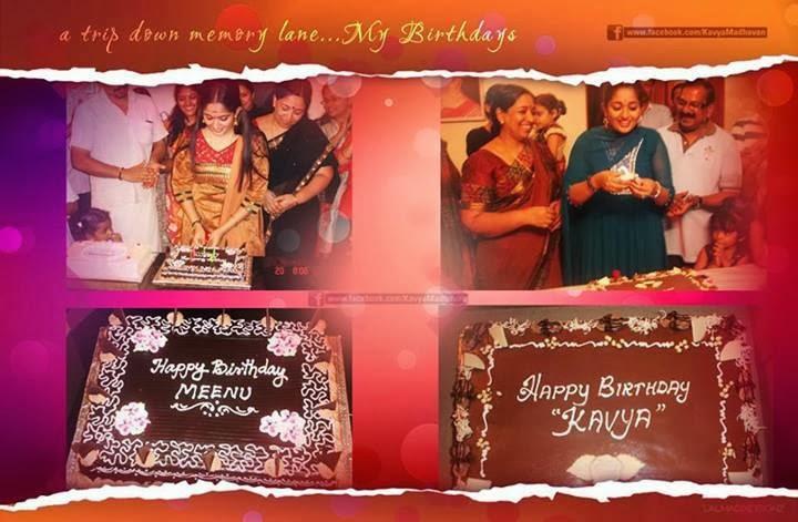 Happy Birthday Kavya Cake