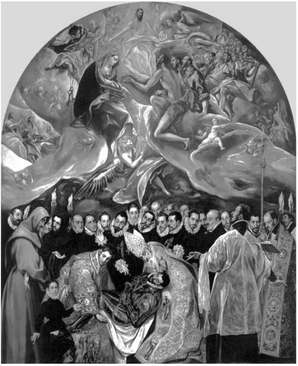 Unichristus 2020.2 O Enterro do Conde Orgaz
