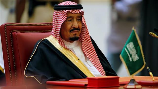 Rei Salman emitiu um mandado de prisão do príncipe desordeiro