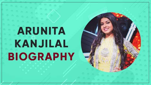 Arunita Kanjilal biography, Wiki