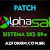 Atualização Patch Alphasat SKS 89w - 09/02/2021