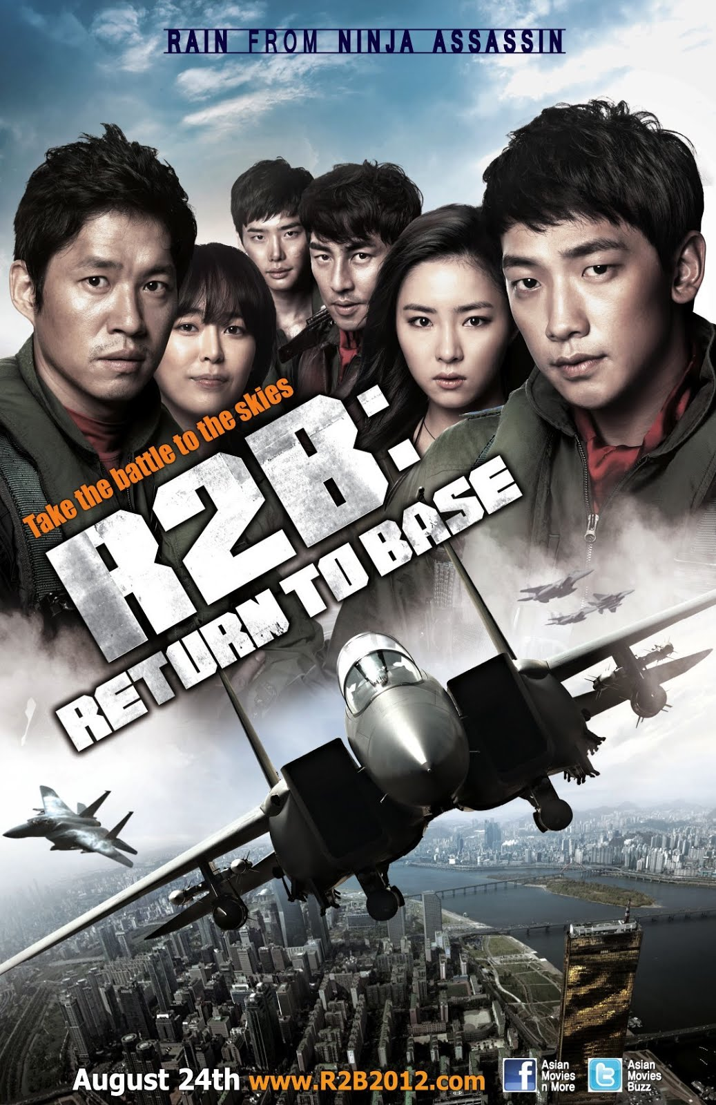 R2B: Return to Base ( Soar Into the Sun )