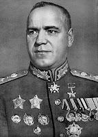 Mariscal Zhukov Batalla de Berlín