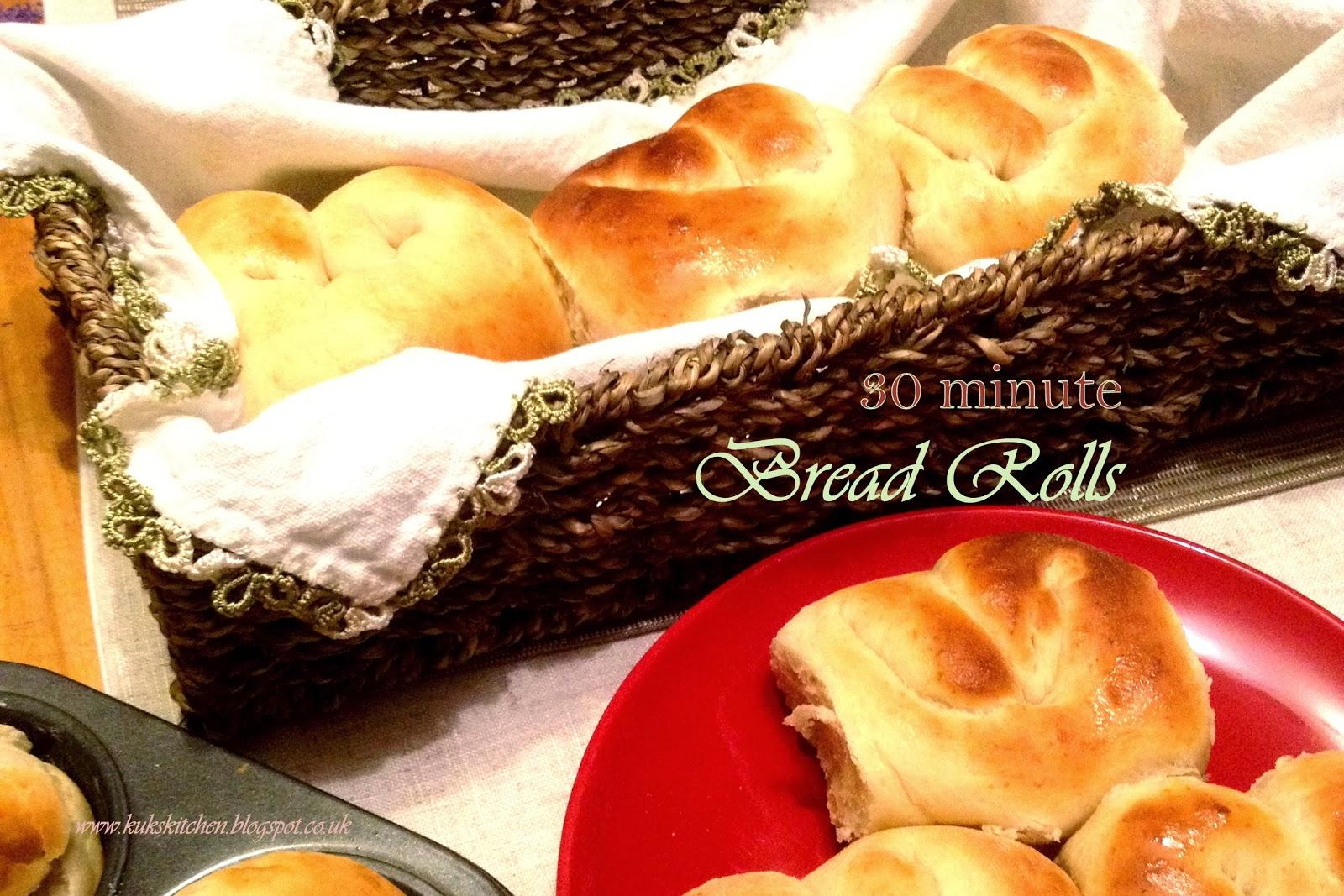 bread rolls kukskitchen bun baap