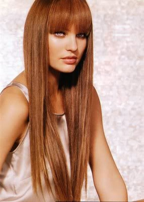 Peinados Y Moda Ideas Novedosas Y Creativas Para Peinados Con Cabello Largo Moda 2013