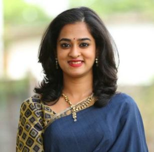 Nanditha Raj Family Husband Parents children's Marriage Photos
