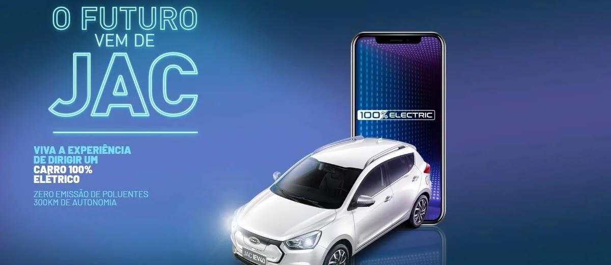 Promoção Jac Motors 2020 Concorra Celulares
