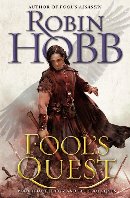 Review: Fool's Quest by Robin Hobb