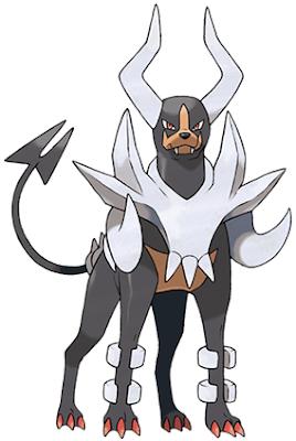 Kekuatan dan kelemahan mega houndoom intj nerd - Pokemon ptera ...