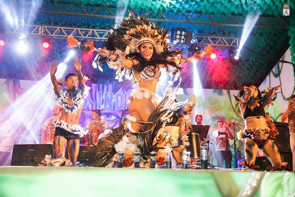 Muirapinima realiza festa de lançamento do CD 2019 dos cantos tribais