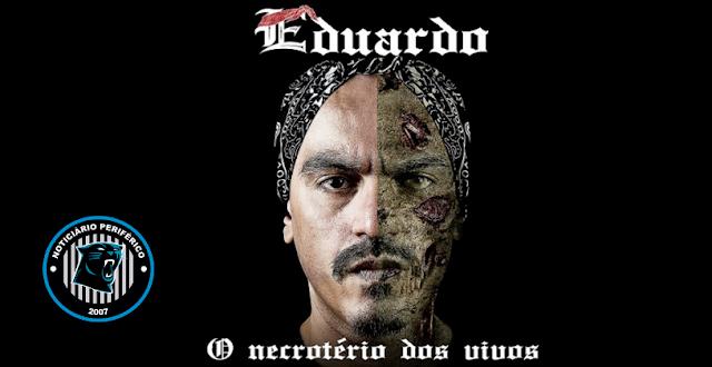 Eduardo lança o álbum duplo 'O necrotério dos vivos'
