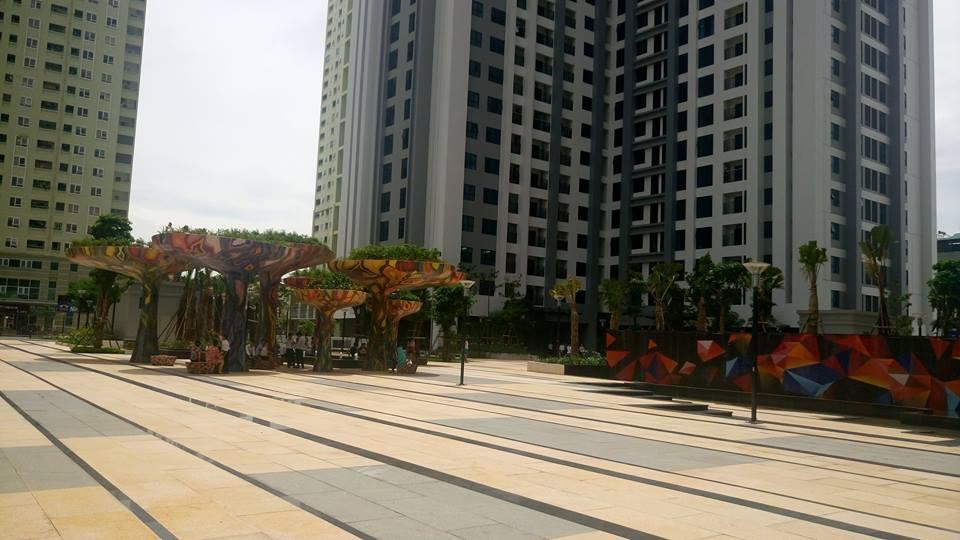 Quảng trường Ruby Goldmark City