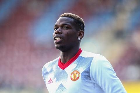 Cầu thủ Paul Pogba