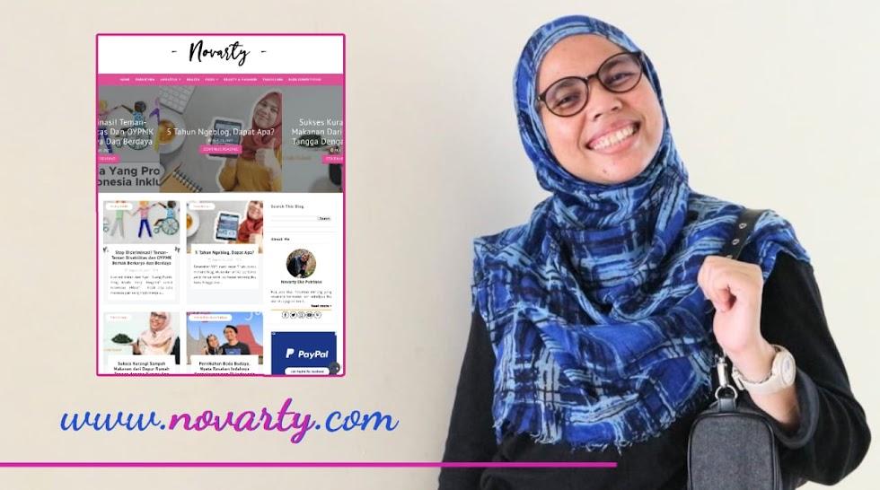 ibu rumah tangga jadi blogger