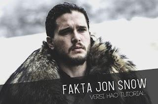 17 Fakta Jon Snow yang Harus Kamu Ketahui