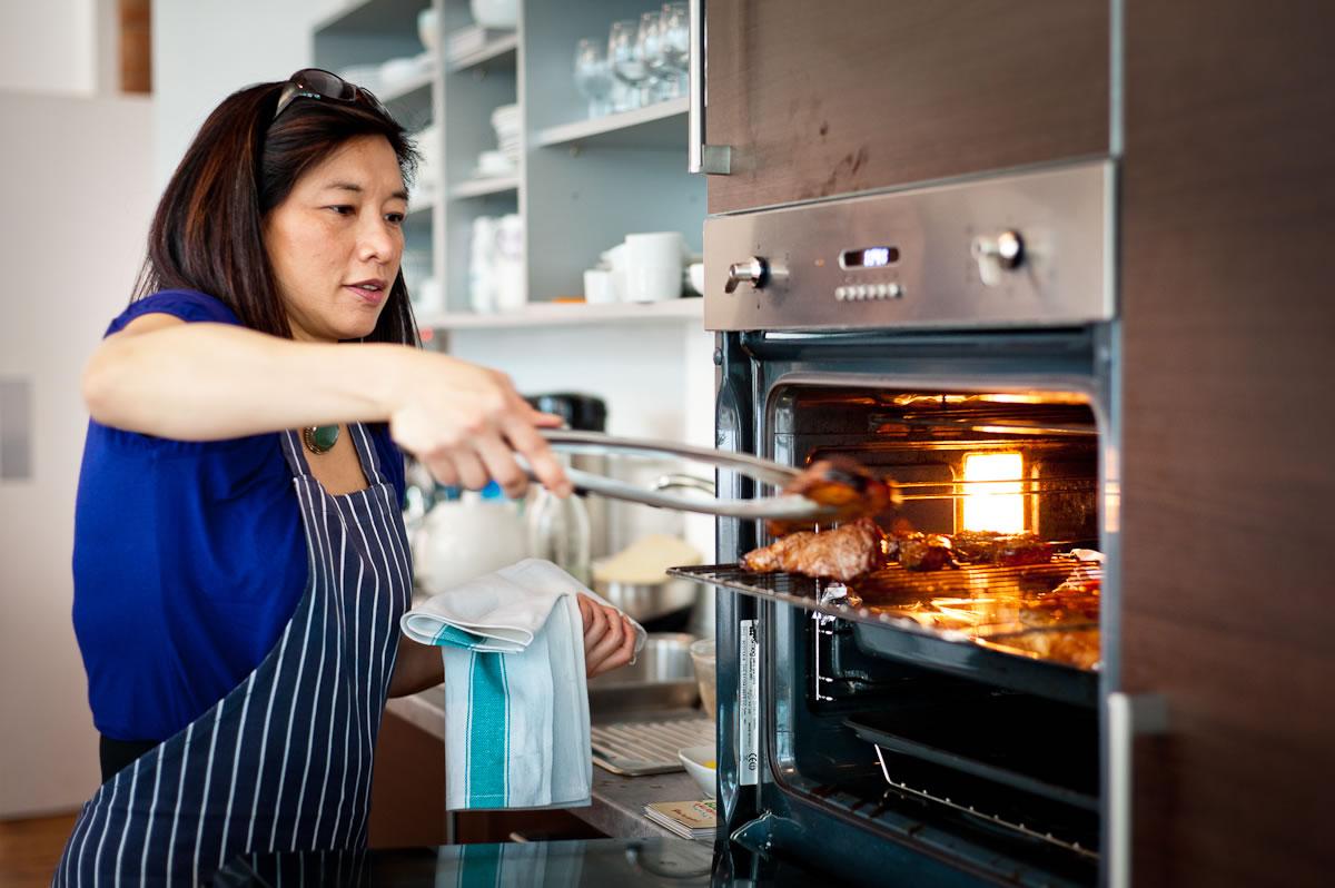 Restaurant Test Kitchen