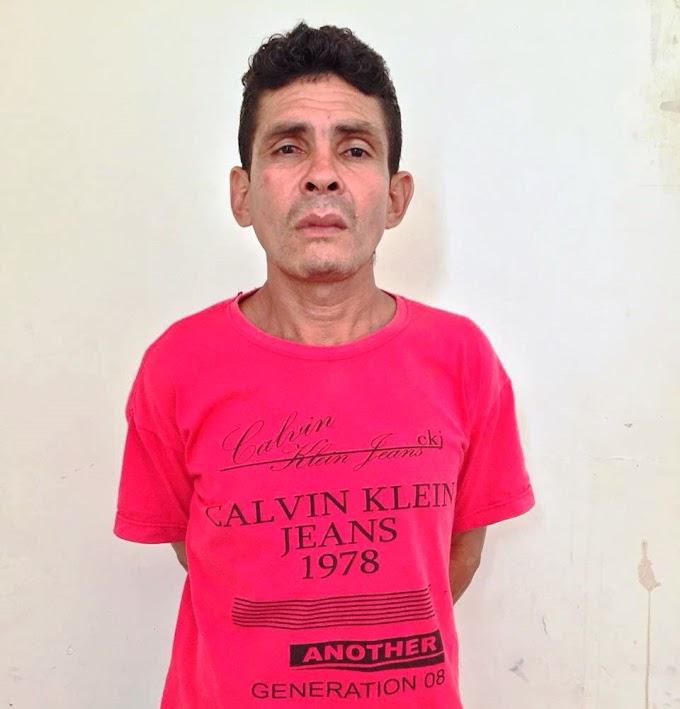 Marido suspeito de matar a própria esposa no interior de Mata Roma é preso pela polícia