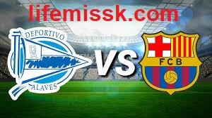 يلا شوت مباراة برشلونة وديبورتيفو ألافيس مباشر 31-10-2020 والقنوات الناقلة ضمن الدوري الإسباني