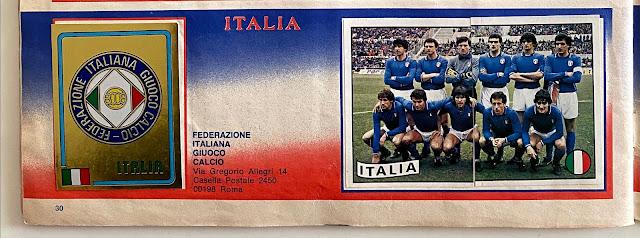 Figurine italia francia 84